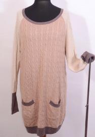 Pulover tip rochie Tu marime 52