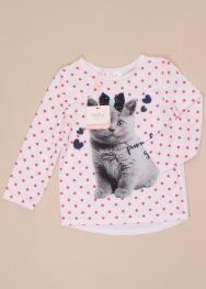 Bluza M&Co. 9-12 luni