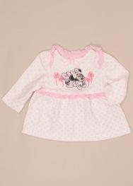 Bluza tip rochie Disney 0-3 luni
