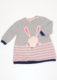 Pulover tip rochie Waitrose 3-6 luni