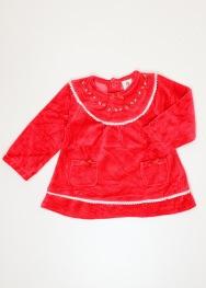 Bluza tip rochie  6 luni
