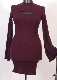 Bluza tip rochie Bershka marime S