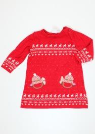 Pulover tip rochie Mini Club 3-6 luni