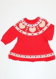 Pulover tip rochie Nutmeg nou nascut