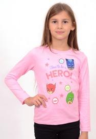Bluza Eroii in pijama 4 ani