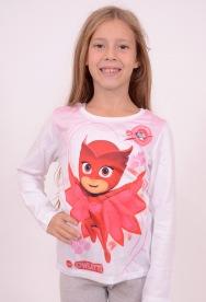 Bluza Eroii in pijama 5 ani