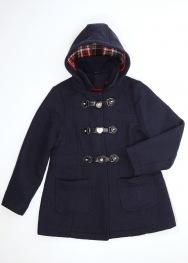 Palton toamna-iarna George 9-10 ani