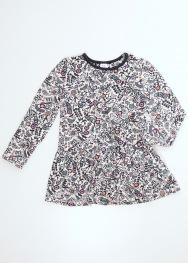 Bluza tip rochie Miniclub 3-4 ani