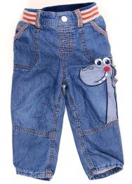 Pantaloni M&CO. 9-12 luni