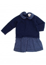Bluza tip rochie Cyrillus 6 luni