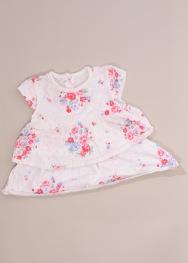 Tricou tip rochie  6-12 luni