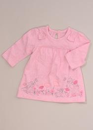 Bluza tip rochie George nou nascut