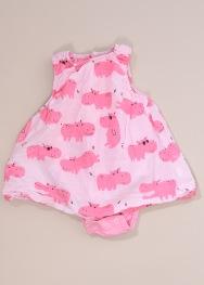 Bluza tip rochie Next 3-6 luni