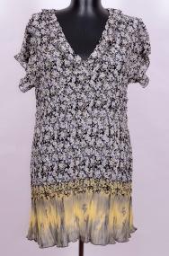 Bluza tip rochie  marime L