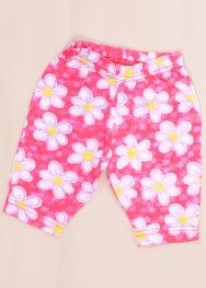 Pantaloni 3/4  nou nascut