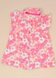 Camasa tip rochie Matalan 9-12 luni