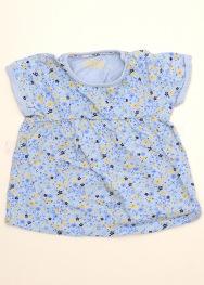 Tricou tip rochie Baby 12-18 luni
