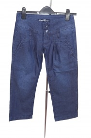Pantaloni 3/4 Shano Ble marime S-M