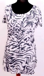 Tricou tip rochie George marime 46