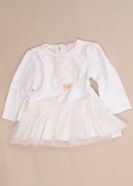 Bluza tip rochie Zip Zap 9 luni