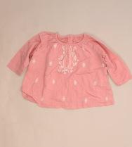 Bluza tip rochie Marks&Spencer 3-6 luni
