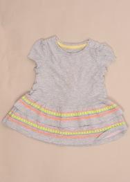 Tricou tip rochita  3-6 luni