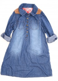 Camasa tip rochie Mothercare 6-7 ani