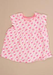 Tricou tip rochie F&F 3-6 luni