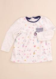 Bluza tip rochie TU 9-12 luni