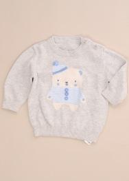 Pulover George 3-6 luni
