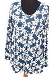 Bluza tip rochie Tom Tailor marime L