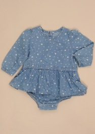Bluza tip body Matalan 0-3 luni