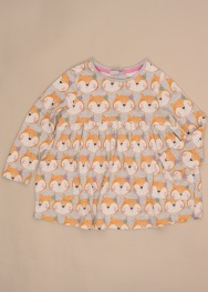 Bluza tip rochie Mini Club 18-24 luni