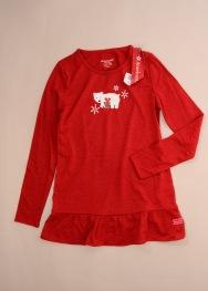 Bluza tip rochie American  14-16 ani