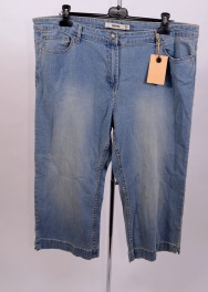 Pantaloni 3/4 Cropped marime 48
