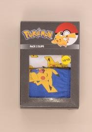 Set 2 piese chilot Pokemon 10-12 ani