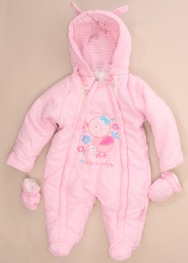 Overall iarna Baby 3-6 luni