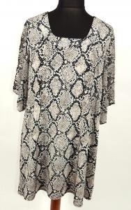 Bluza tip rochie Yours marime XXL