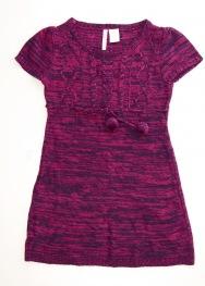 Pulover tip rochie  10-12 ani