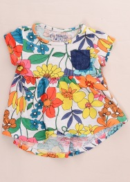 Bluza tip rochita Next 6-9 luni