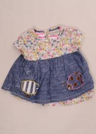 Bluza tip rochie Next 9-12 luni
