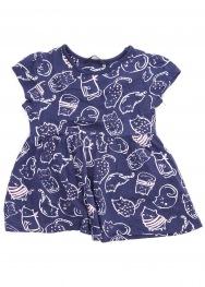 Tricou tip rochie George 2-3 ani