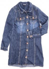 Camasa tip rochie F&F 8-9 ani