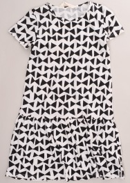 Tricou tip rochie H&M 8-10 ani