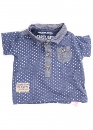 Tricou Early Days 0-3 luni