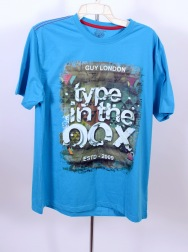 Tricou Guy London marime XXL