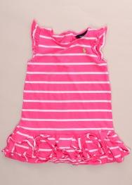 Tricou tip rochie Ralph Lauren 24 luni