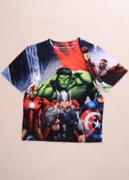 Tricou Marvel 7-8 ani