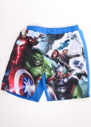 Pantaloni scurti Marvel 7-8 ani