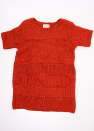 Pulover tip rochita Zara 7-8 ani